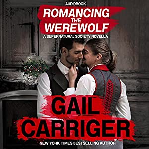 Romancing the Werewolf Audiobook