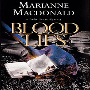 Blood Lies Audiobook