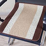 Carpet Thick mats Floating window cushion meal cushion-D 45x50cm(18x20inch)