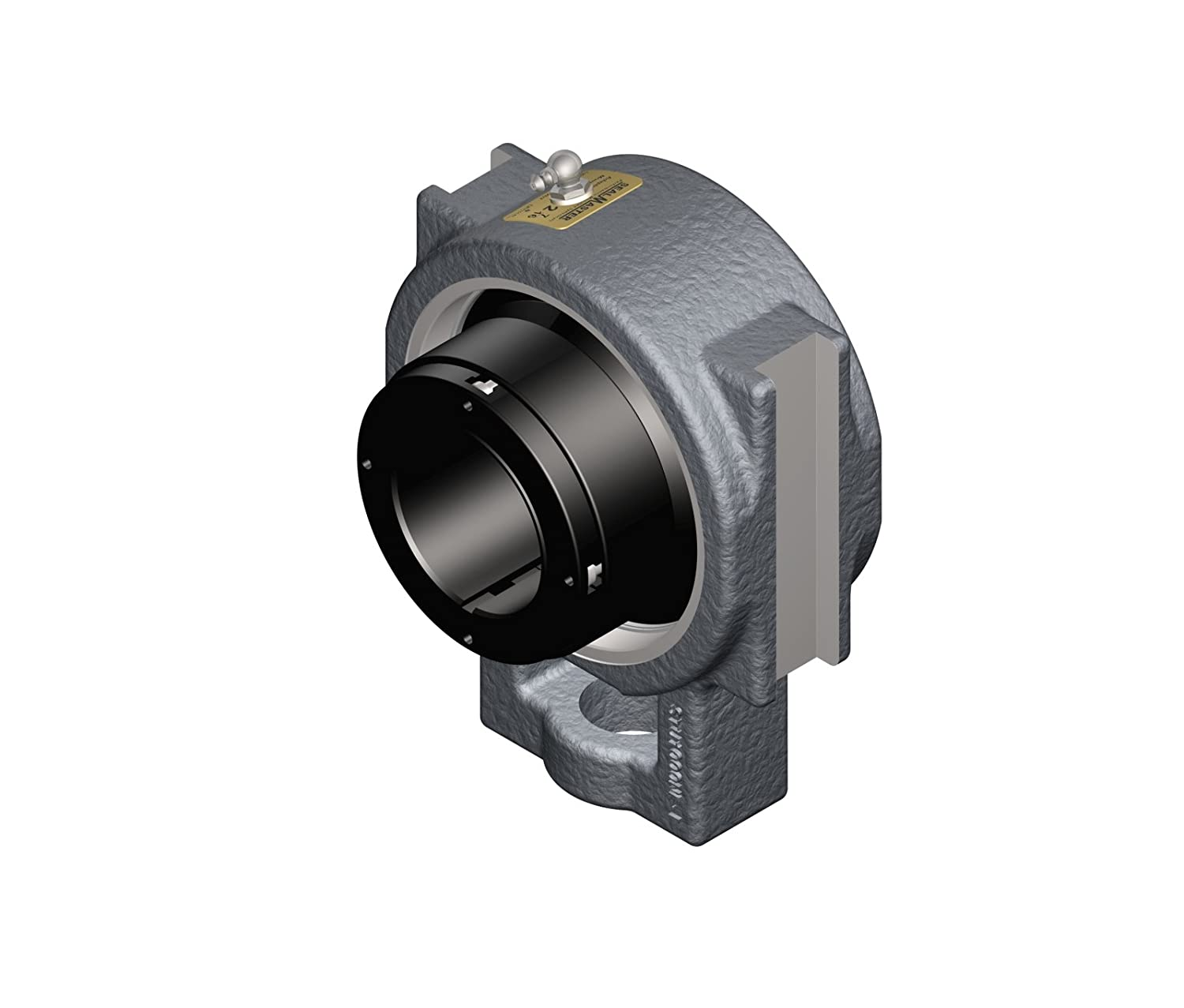 Take-Up Adapter Mount 2 Shaft Diameter Sealmaster USTU5000A-200 Unitized Spherical Split Cast Iron Roller Bearing 4.75 Width 2.000 ID