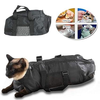 Amazon.com: GTTBS Bolsa portátil para gatos, 6 tipos de ...