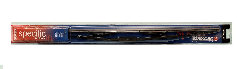 Klaxcar 33700X - Escobilla para limpiaparabrisas (650 mm/26