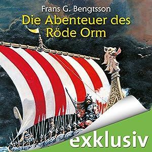 Die Abenteuer des Röde Orm Hörbuch