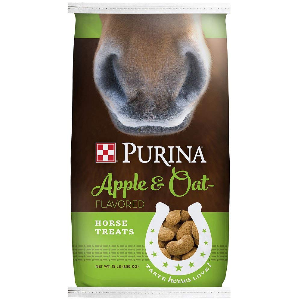 Purina Animal Nutrition Purina Mills Apple Oats Horse, 1 Count, One Size