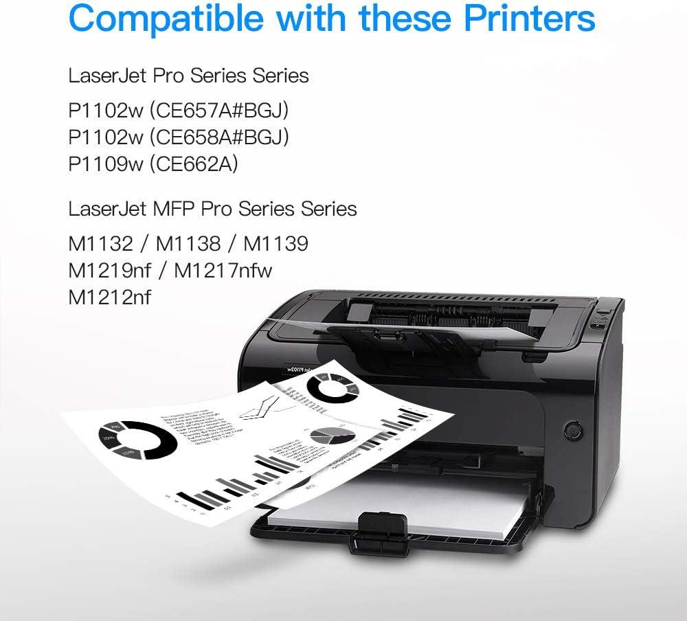 Amazon.com: HP 85 A Compatible Cartuchos de tóner: Office ...