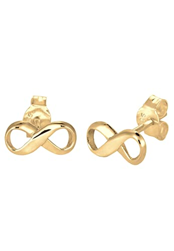 Elli Women's Gold Plated Xilion Cut Earrings NcM8K8o
