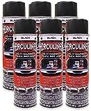 HERCULINER Aerosol Spray Bed Liner, 15 Ounce
