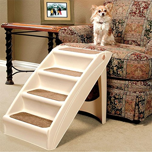 Brylanehome Pupstep Plus Pet Stairs (Bro - Crafts Dvd Rack Shopping Results