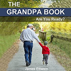 The Grandpa Book Audiobook