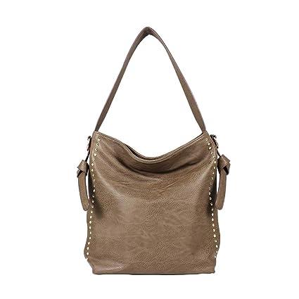 4d7edc4ec6df Amazon.com  BiAZbag Top-Handle Shoulder Bags Crossbody Strap ...