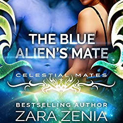The Blue Alien's Mate
