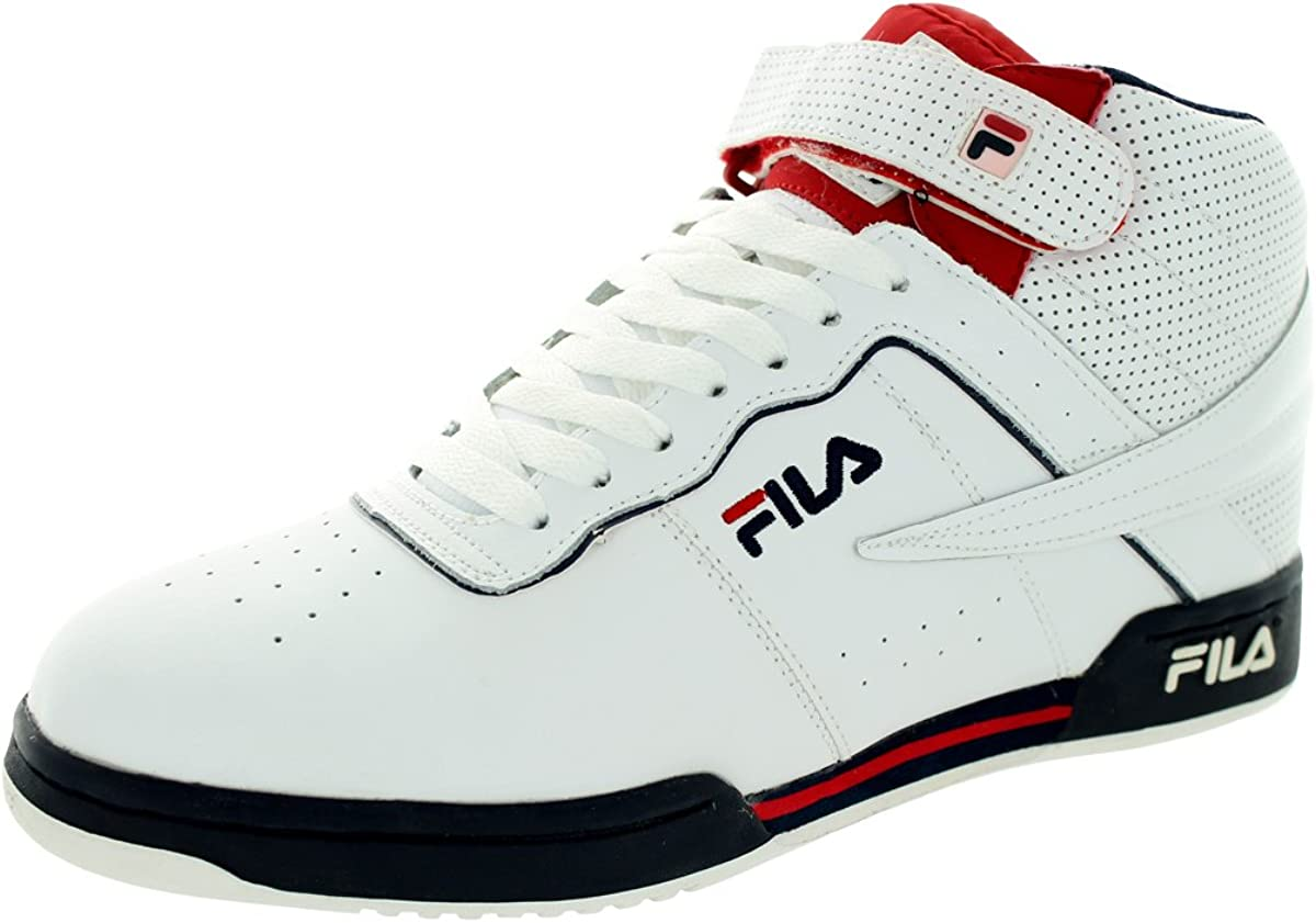 Fila - Zapatillas de Baloncesto para Hombre, Color Blanco, Talla ...