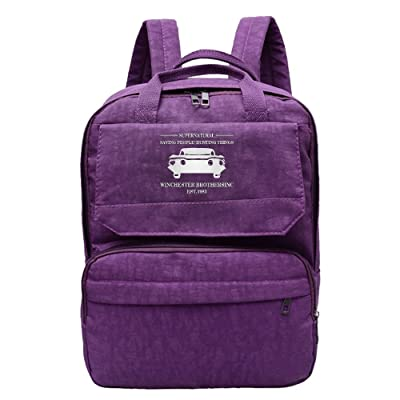 new Supernatural Backpack For Women,Girls Recreation Bag