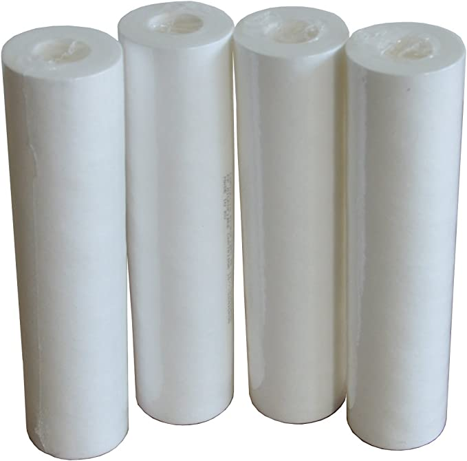 10 x 20 5 micron pp sedimento filtro a cartuccia Osmosi inversa Assicurati alla cassa con acqua minerale per ottenere che cosa /è limmagine