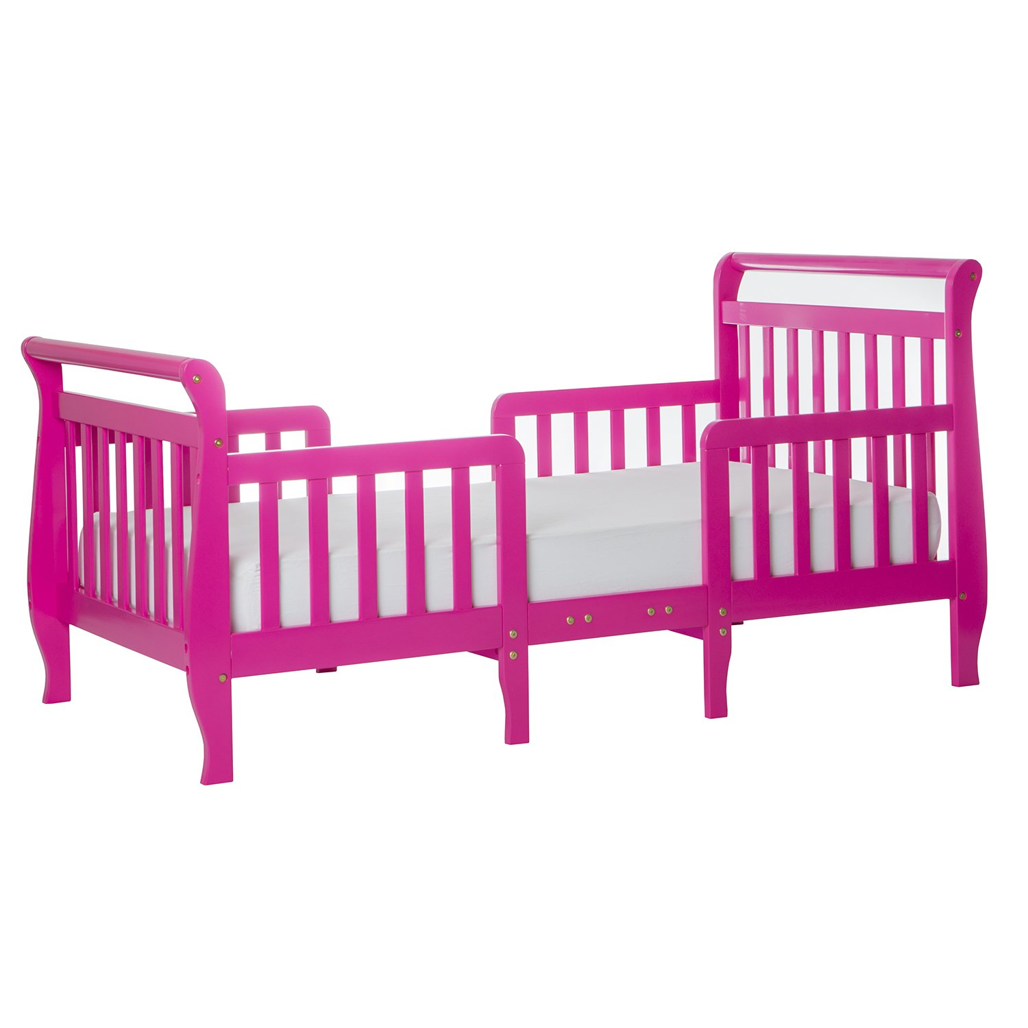 Dream On Me Emma  In  Convertible Toddler Bed White