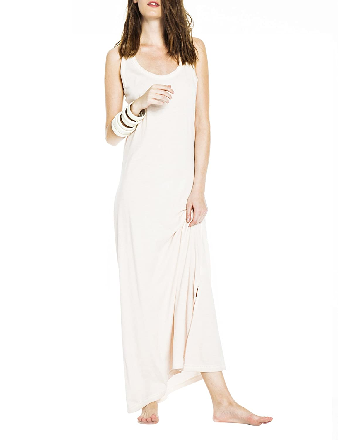 Kling Women's Nadia Organic Beige Maxi Dress