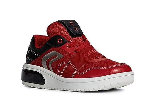 Geox XLED Boy J927QB Bambino Sneaker 34295649203