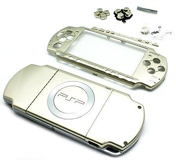 Carcasa Completa PSP SLim Oro: Amazon.es: Electrónica