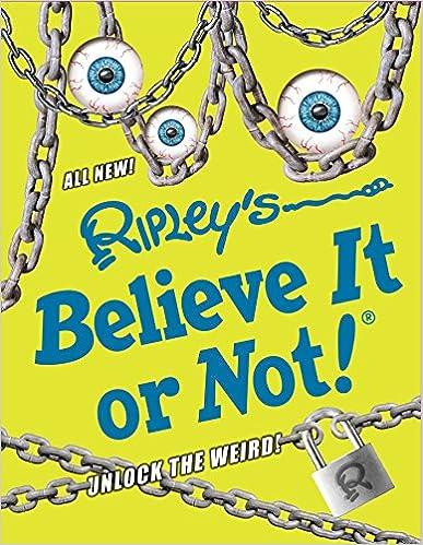 Ripley's Believe It or Not! Un...