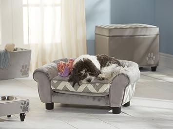 Sofá para perros - cama para perros Paraíso de la comodidad, con bolsa para almacenamiento