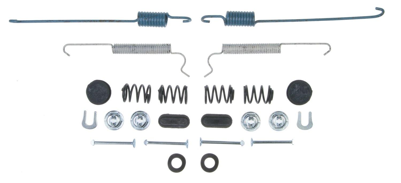 Wagner H7204 Drum Brake Hardware Kit, Rear