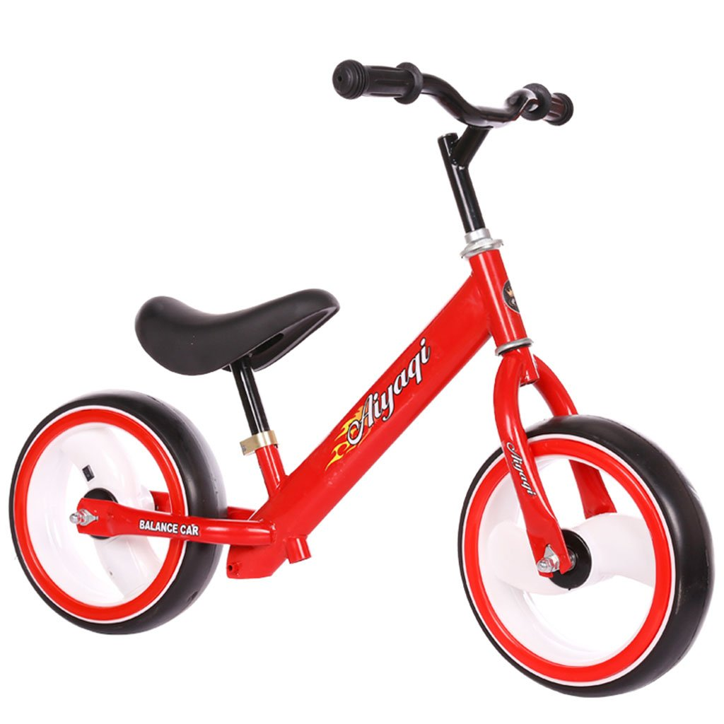 【海外限定】 フラッシュホイールスライディングカーウォーカーベビーノーペダル子供スクーターバイクキッズおもちゃダブルホイール2-6歳 B07FYWWCJS B07FYWWCJS Red Red Red Red, ハンコヤストア:7a99a102 --- a0267596.xsph.ru