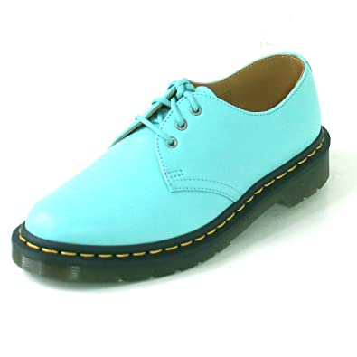 dfefa596d2ef4 Dr. Martens 1461 3-Eye Oxford Shoe (5 UK / 7 B(M) Womens US, Aqua): Buy  Online at Low Prices in India - Amazon.in