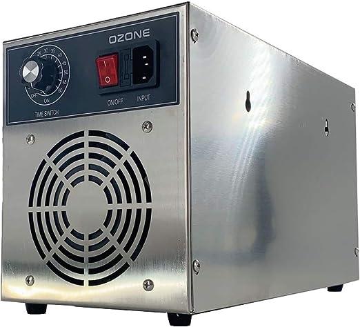 Cozyel 3G 220V Generador De Ozono Industriales - Purificador De Aire Ozono Purificador De Aire 3000mg/h: Amazon.es: Hogar