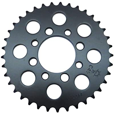 JT Sprockets JTR801.35 35T Steel Rear Sprocket: Automotive