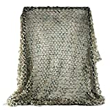 HYOUT Camouflage Netting, 6.5x10ft Camo Net Blinds Great for Sunshade Camping Shooting Hunting etc. (CP)