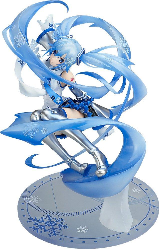 Good Smile Company Vocaloid Hatsune Miku Snow Ver. 1/7 Scale PVC Figura