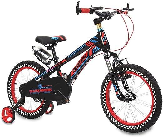 Bicicletas para niños de 3-4 años Niños y niñas Bici de montaña de ...