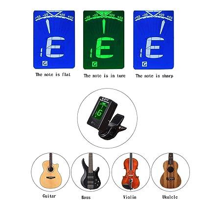 JOYO Clip On Tuner product image 4