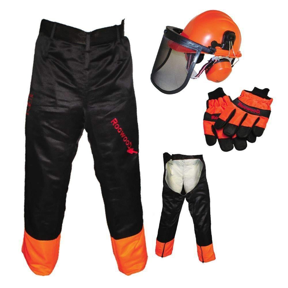 BMS - Kit de Seguridad para Motosierra (Guantes y Pantalones ...
