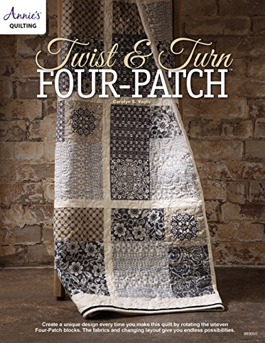Twist & Turn Four Patch - Quilt 4 Patch