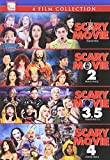 Scary Movie 1-4:franchise Coll (Bilingual)