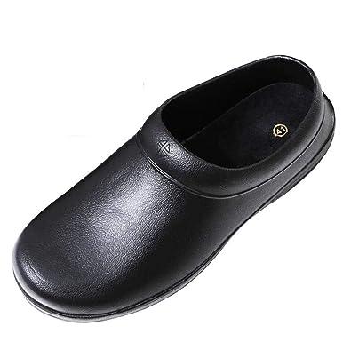 Nanxson Chaussures De Cuisine Antidérapantes Résistant à Lhuile
