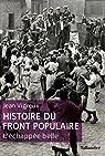 Histoire du Front populaire: L'échapée belle par Vigreux