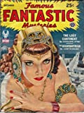 img - for Famous Fantastic Mysteries 1944 Vol. 6 # 3 The Lost Continent / The Highwayman book / textbook / text book