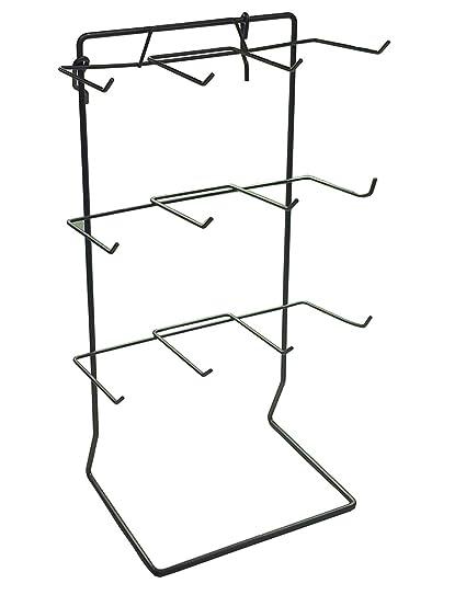 Amazon Com One 12 Single Peg Hook Counter Top Display Rack Holds 3