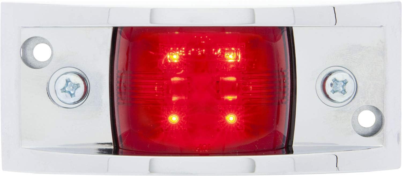 LED Marker//Clearance Light MCL81RBP Optronics