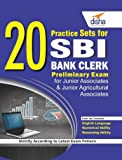 20 Practice Sets for SBI Bank Clerk Preliminary Exam