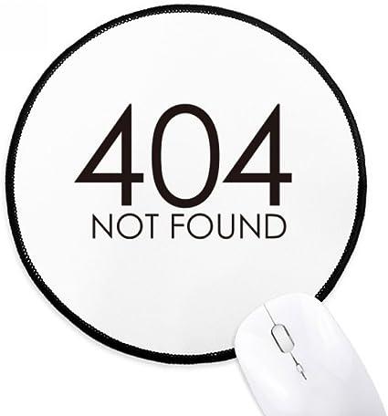 DIYthinker Programador de error 404 Not Found redondas ...
