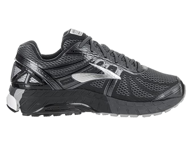 4cb732c665a Brooks Men s Beast  16 Anthracite Black Silver Sneaker 11 EE - Wide  Buy  Online at Low Prices in India - Amazon.in