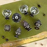 Prima Marketing Inc: Memory Hardware Collection: OrlÃÂans Antique Knobs (8 pcs) by Prima Marketing