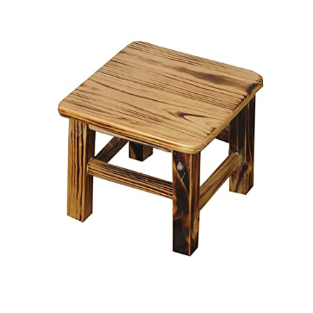 Swell Step Stool Yxx Indoor Wood Kids Small Foot Stools Wooden Beatyapartments Chair Design Images Beatyapartmentscom