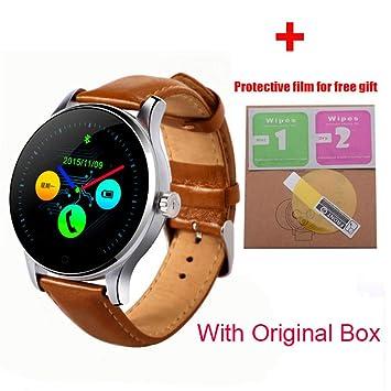 Amazon.com : GGOII Smart Wristband K88H Smart Watch 1.22 ...