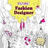 Pictura Puzzles: Fashion Designer by Pictura (2015-06-01)