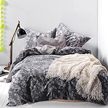 navy check queen solid gray cover large of dark bedding sets size grey duvet comforter full