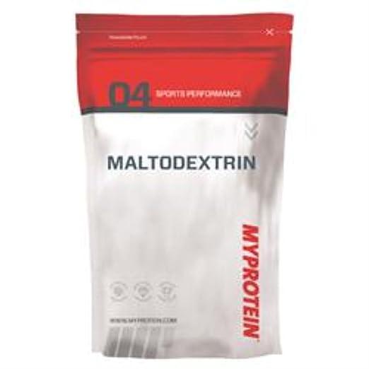 5 opinioni per MyProtein Maltodextrin Può Contribuire ad Aumentare la Massa Corporea- 2500 gr